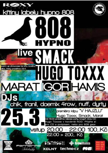 Hypno 808 night